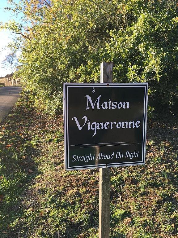 Welcome to Maison Vigneronne!