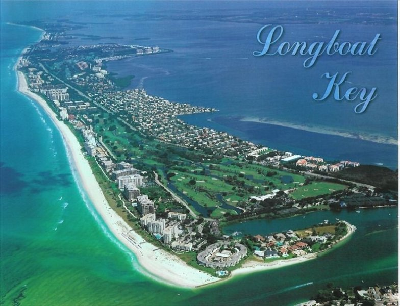 Can't Get Closer to the Beach Without Getting Your Feet Wet!, holiday rental in Longboat Key