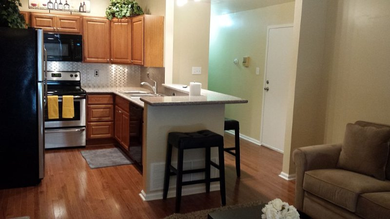 Beautiful Allegheny West Condo-Walk to Heinz Field, PNC Park, Casino, vacation rental in Pittsburgh
