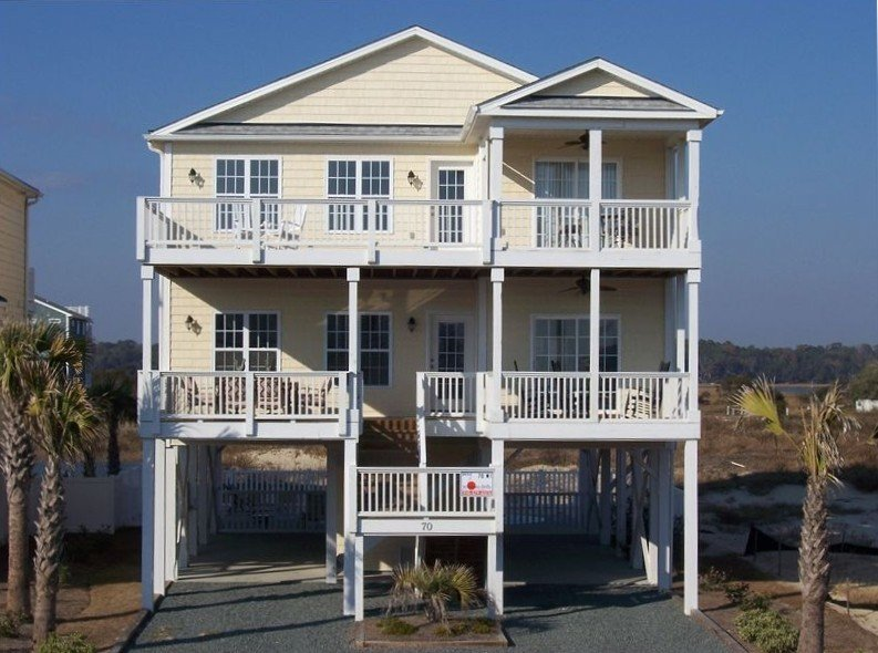 Absolutely Gorgeous Home! Prime Location on the Island!, vacation rental in Ocean Isle Beach