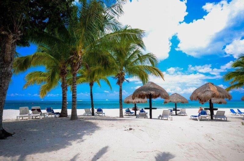 Awesome Ocean Views! Spacious Corner Unit! Wrap Around Terrace! Residencias Reef, location de vacances à Paamul