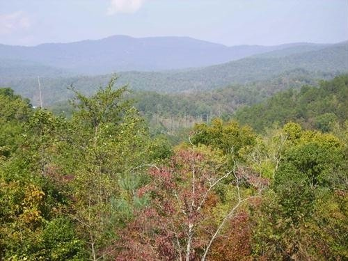 Luxury, Spacious Cabin with Year-Round 3 State View!, casa vacanza a Mineral Bluff