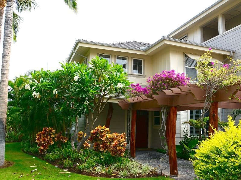 Spacious  Town Home in Convenient  Location at Waikoloa Beach Resort, Big Island, vacation rental in Waikoloa