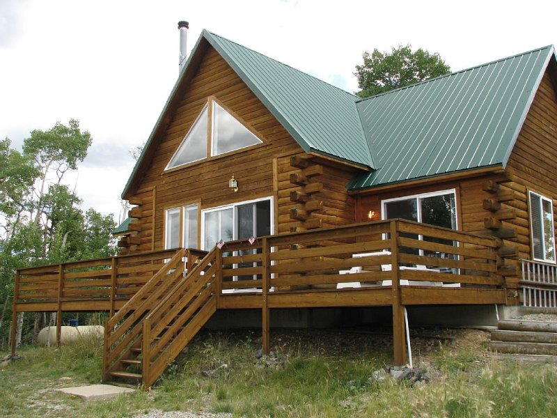 Gorgeous Mountain Getaway!, holiday rental in Jefferson
