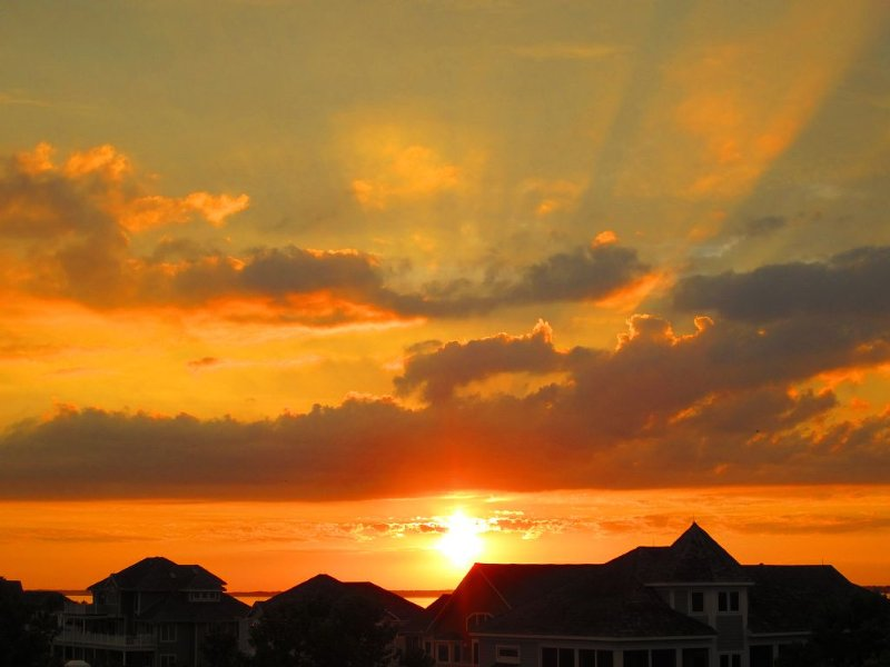 Natural Beauty In North Bethany Beach - Ocean & Bay Views- Avoid the Crowds, holiday rental in Bethany Beach