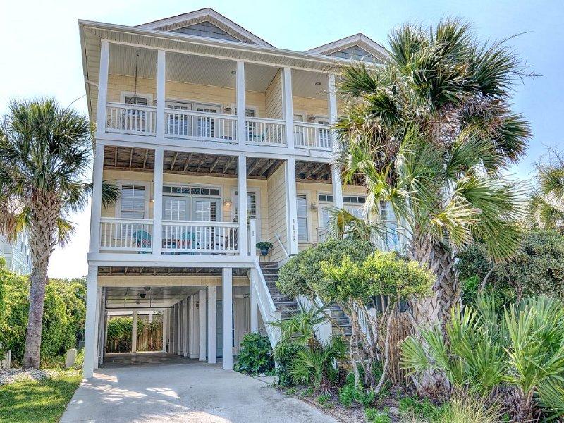 Family Ocean-View Retreat 4BR/3BA, Like Home!, vacation rental in Carolina Beach