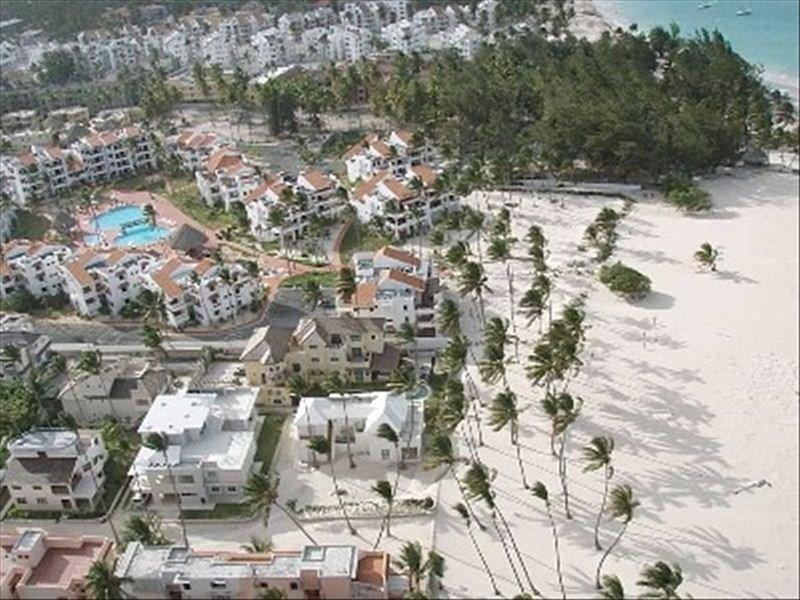 Stanza Mare frente a la playa desde arriba