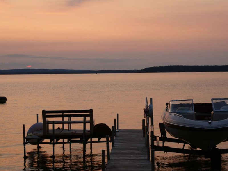 One final sunset photo!