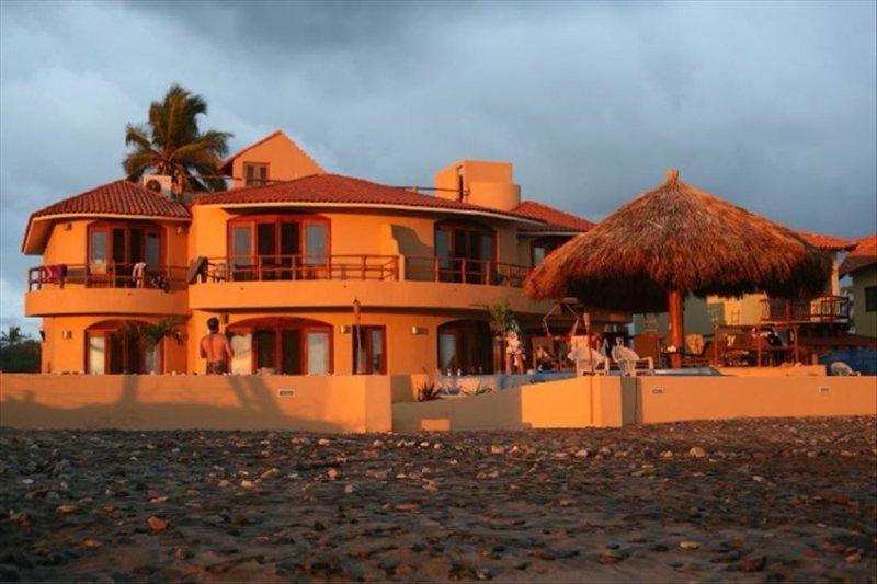 Zihuatanejo area, La Saladita Beach, location de vacances à La Salada