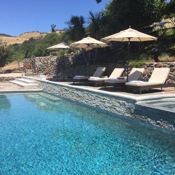 Sonoma County Hillside Estate, location de vacances à Santa Rosa