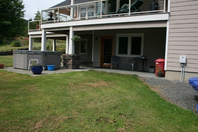 Cozy apartment close to Olympic National Park and town., Ferienwohnung in Clallam County