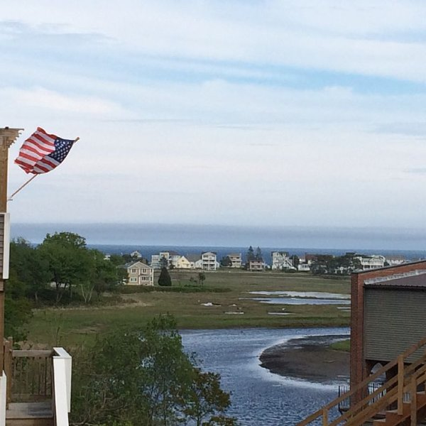 NEW 3 BR condo w/great views, vacation rental in Wells