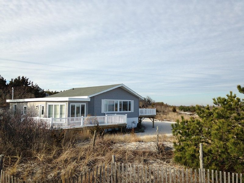 Barnegat Light (LBI) Ocean Front Home -, holiday rental in Barnegat Light