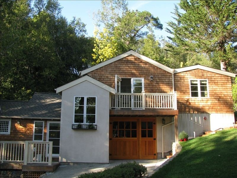 Spectacular Cottage Minutes from Town, Trails, and Biking!, alquiler de vacaciones en Mill Valley