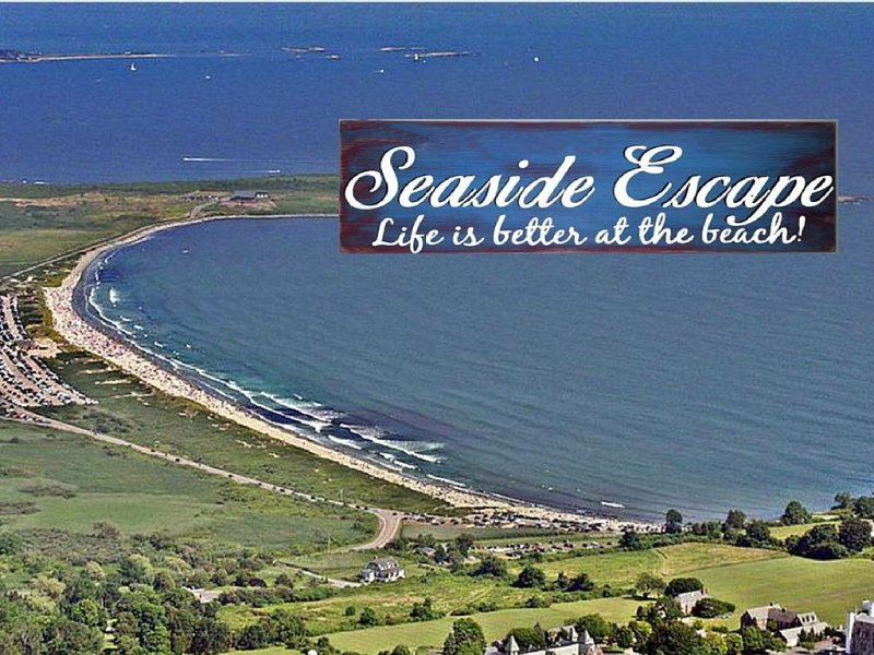 Escape to the Seaside.  Life Is Better at the Beach!, holiday rental in Middletown