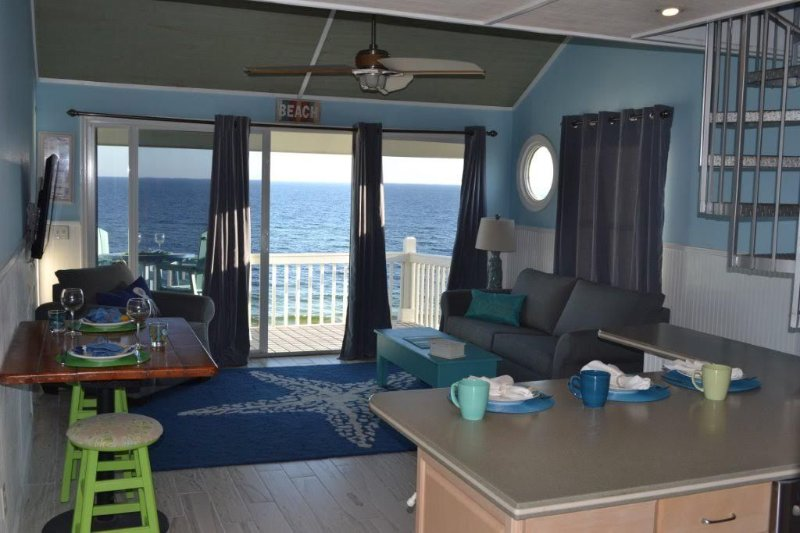 Mistral 24�☀- Gulf Front, SPECTACULAR Views!  2 bed/2 bath + bunks, sleeps 8., vacation rental in Seacrest Beach