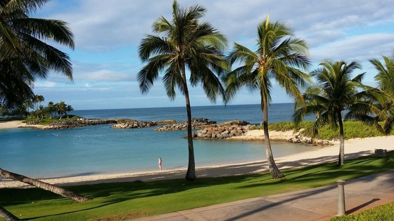 $200/night March & April.  Beach Tower! Beautiful Ocean/Pool View - 4th floor, Ferienwohnung in Kapolei