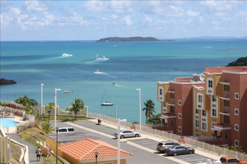 Ocean View Condo W/ Wifi & Air Conditioning  in Penamar, holiday rental in Luis M. Cintron