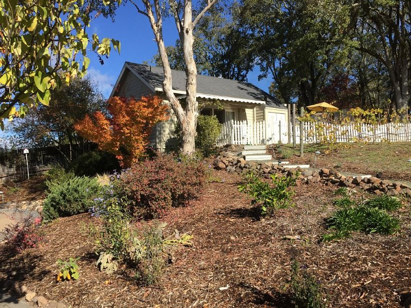 Fabulous Updated Cottage, Walk to Glen Ellen, location de vacances à Glen Ellen