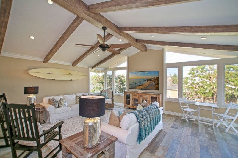 Beautiful Beach Cottage Home just steps from the beach!, alquiler de vacaciones en San Clemente