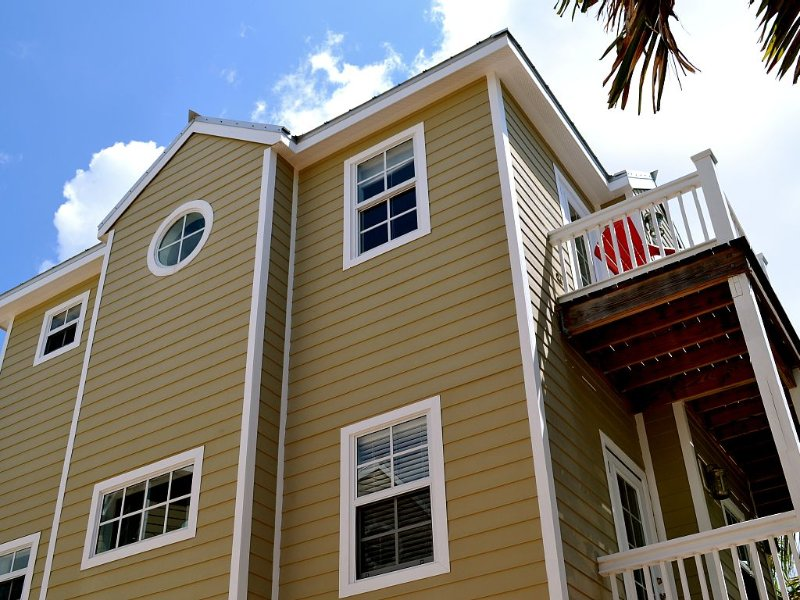 It's always blue skies in the Florida Keys!