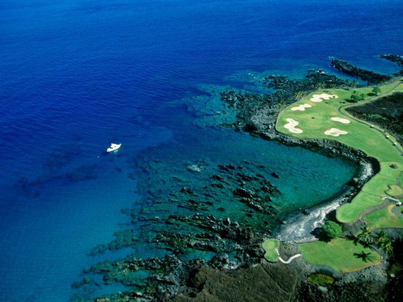 Mauna Lani Fairways Townhome - Private, Peaceful & Perfect, location de vacances à Kamuela