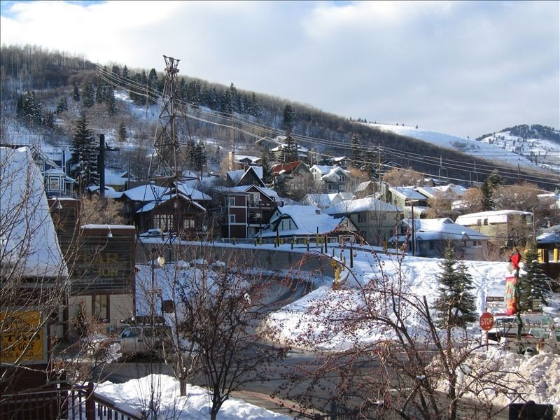 2 Lg Mast Bdrm, Slope-Side, Historic Old Town Main 65' Town Lift Run, alquiler vacacional en Park City
