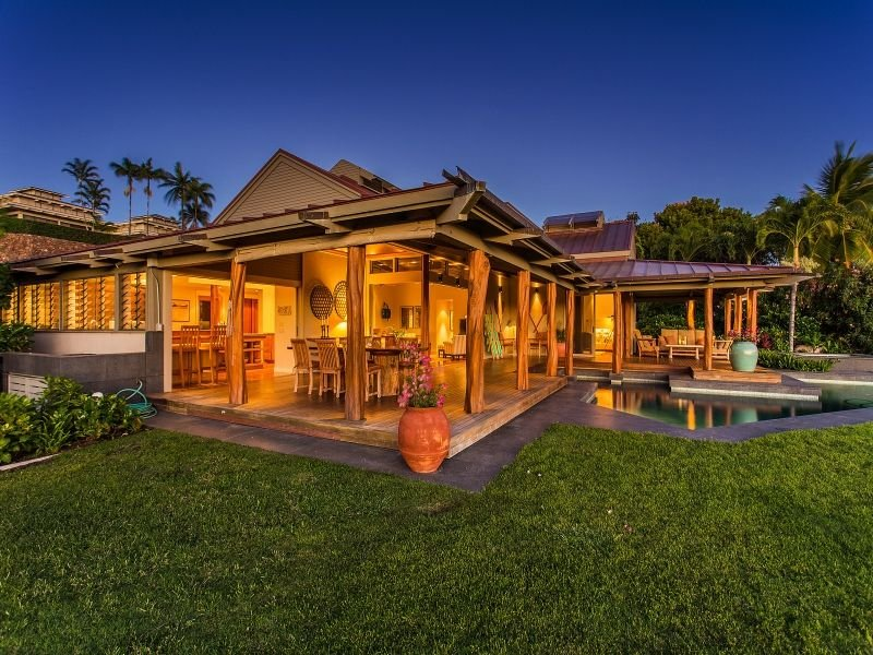 The Best Of Indoor/Outdoor Living. A Mauna Kea Charmer!, alquiler vacacional en Kawaihae