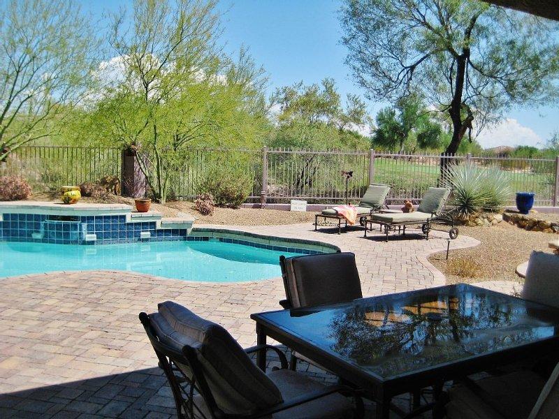 Desert Ridge Living On Palmer Golf Course, Resort Like Backyard, vacation rental in Cave Creek