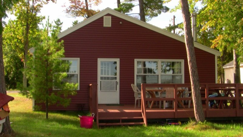The Family Vacation You're Looking for on Birch Lake, holiday rental in Kewadin