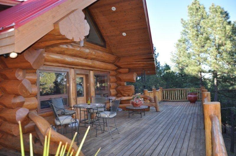 Secluded Mountain Cabin, alquiler de vacaciones en Alto