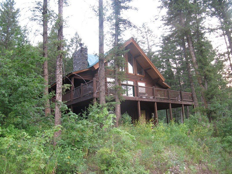 Great All Season Log House in Alpine,WY, holiday rental in Thayne