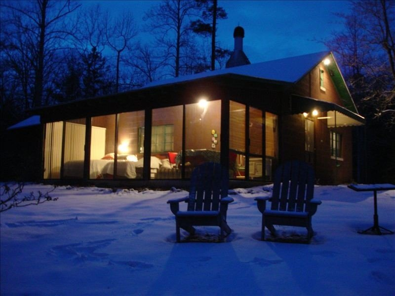 Cottage on Craig Creek -  Waterfront Retreat, vacation rental in Buchanan