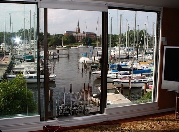 Beautiful Waterfront Townhome In Historic Annapolis, vacation rental in Annapolis