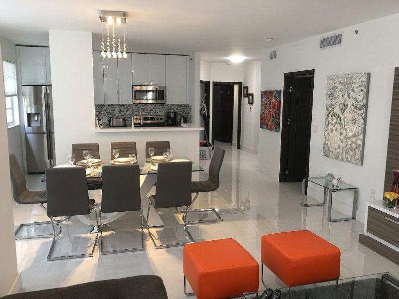 Luxury Remodeled II , 3 Br, Amenities, alquiler vacacional en Aventura