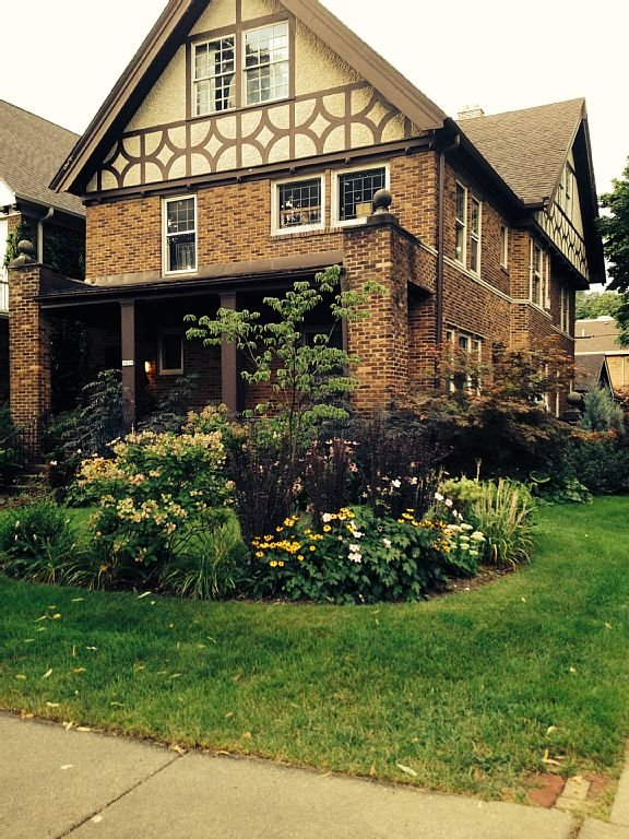 Historic Washington Heights home on Milwaukee's beautiful westside.