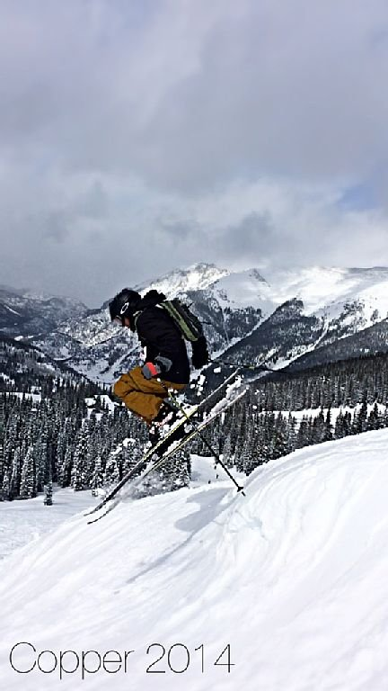 Some of the best terrain in Colorado!