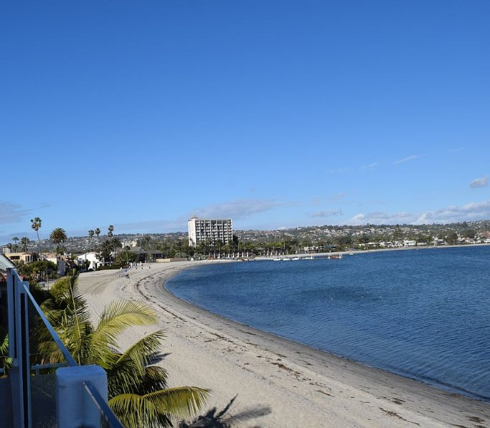 The BEST of the best on Mission Bay!, vacation rental in San Diego