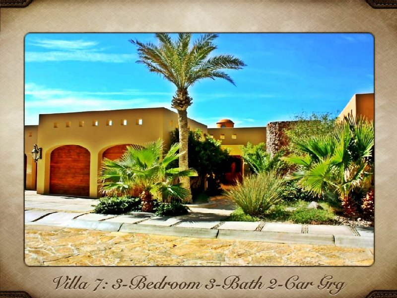 3 Bed Beach Villa at Bella Sirena- LAST MINUTE PRICE PROMO! BEST VILLA ON MARKET, vacation rental in Puerto Penasco