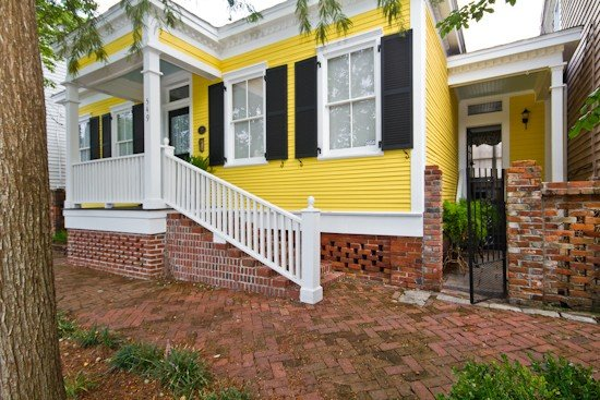 Absolutely Awesome, the Captain's Cottage, alquiler de vacaciones en Savannah
