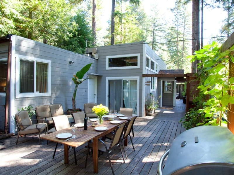 REEDWOOD-SERENITY DECK., location de vacances à Guerneville