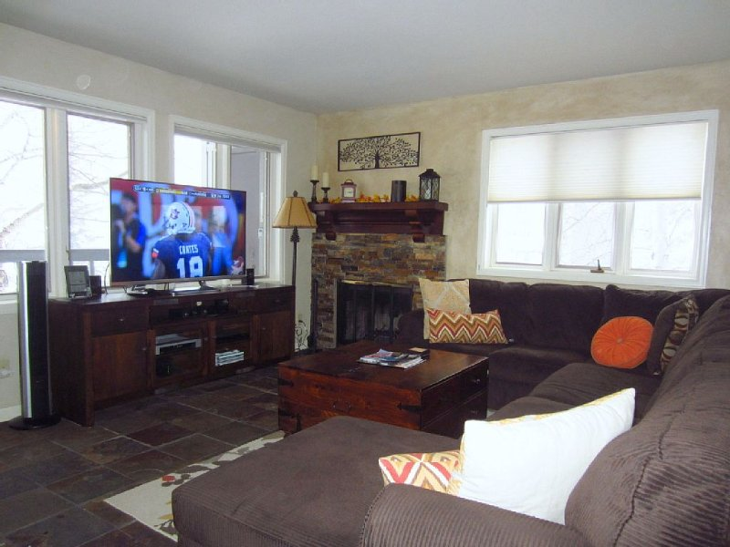 Vail- 3BR, 3Bath, Beautiful, Great Views, Pool, Hot Tub, Free Bus Line, holiday rental in Vail