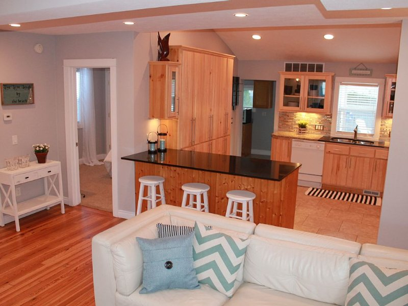 Amazing Location!  Right In The Heart Of Downtown Grand Haven, holiday rental in Grand Haven