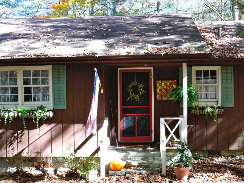 LAST MINUTE CANCELLATION DISCOUNT Sept 15-Oct 15, vacation rental in Maggie Valley