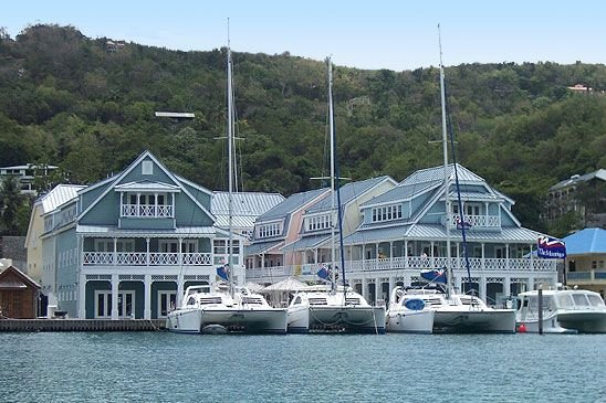 Luxury Marigot Bay Marina Apartment (seen on TV) includes 5* Resort facilities!, holiday rental in Anse La Raye