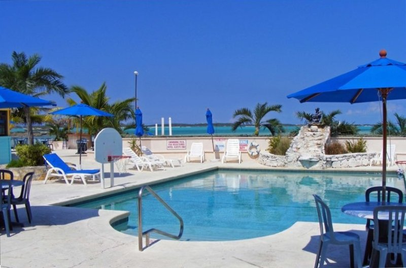 1BR Beachfront Villa at Palm Bay Beach Club on Great Exuma, vacation rental in George Town