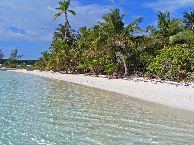 adjacent beach (3 min. walk)