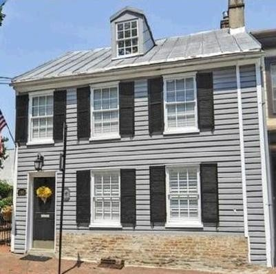 Charming historic home  just steps from Main Street!, vacation rental in Annapolis