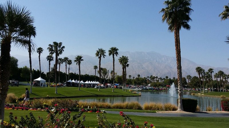 TWO MASTER SUITE CONDO ON DESERT PRINCESS GOLF RESORT, holiday rental in Cathedral City