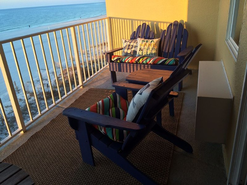Gulf Front!  Beautiful Direct Gulf View!, alquiler de vacaciones en Orange Beach